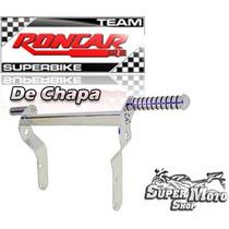 Protetor Motor Mata Cachorro Com Pedal V-blade 250 Sundown