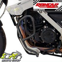 Protetor Motor E Carenagem Preto Fosco G 650 Gs Bmw