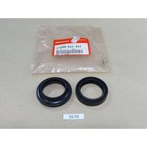 Retentor Garfo Nx350/ Xlx 350r / Cb500 Original (03570)