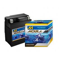 Bateria De Moto Moura Cg 150 Sport /cg Titan 150 / Titan Mix
