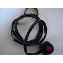 Interruptor Corta Corrente(mata Motor) Crf230 Xr Dt Ttr
