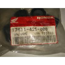 05 Peças Coxim Tanque Dianteiro Honda Cb 1300 Original