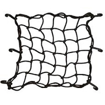 Rede Elástica Aranha 45x45cm P/capacete\bagagem