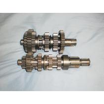Cambio Completo Dafra 150/epeed/kansas-150 Orig Dafra Novo