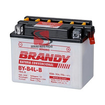 Bateria Brandy Yb4l-b Dream Scotter50 Serjaomotopecas