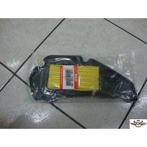 Filtro Ar Suzuki Burgman 125 Carburado Original Novo