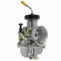 Carburador Competição Pj 38mm C/ Guilhotina Motor 2t 4t Siox