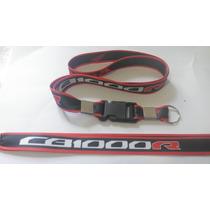 Chaveiro Para Moto - Key Holder - Com Fecho- Honda Cb1000 R