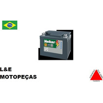 Bateria Moto Heliar Extreme 5ah 12v Xtz6l Cg 150/titan Todas