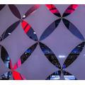 Painel Tensarte Diamante Malha Tensionada Decoração Eventos