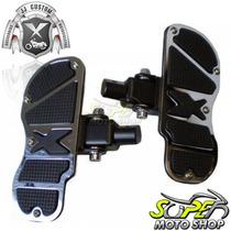 Plataformas Traseira Articulada Mod Sport Virago 250 Yamaha
