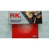 Kit Relação Completo Biz 100 1998/2005 Vaz/rks