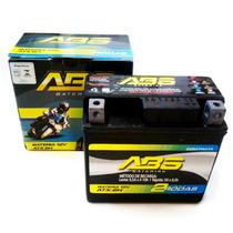 Bateria Moto Abs 5ah Honda Biz / Fan / Titan / Bros