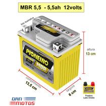 Bateria Mbr 5,5 - 5,5ah Moto Ybr Factor Yamaha