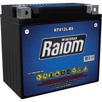 Bateria Moto Rtx14l-bs Halley-davidson, Xl, Low, Custom 883.