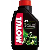 Óleo Motul 5100 15w50 Moto 4t Semi Sintético 1 Litro