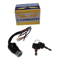 Chave Contato Igniçao Shineray Xy 50q 21370