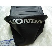 Capa De Banco Cg 125 77 À 82 Honda Bolinha Modelo Original