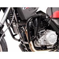 Protetor De Motor Lateral Preto Bmw G 650gs