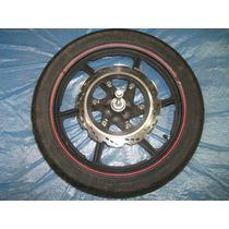 Roda Dianteira Completa Original Dafra Apache Rt 150