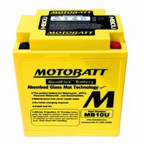 Bateria De Gel Motobatt Mb10u 14,5ah Suzuki Gs500 / Gs500 E