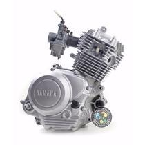 Motor Completo Yamaha Ybr Ks C/ Nota Fiscal