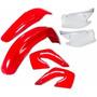 Kit Plastico Hon-cr 125/250 00-01 Cor Original - Acerbis