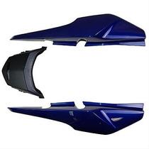 Rabeta Completa Azul Fan 125/150 2014 Rabetinha Preta Textur