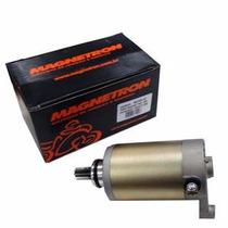 Motor Partida Arranque Yes 125 / Intruder / Stx 200