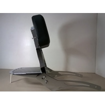 Encosto Traseiro Sissy Bar Honda Shadow 600 V2 Custom