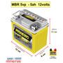 Bateria Moto Xtz 125 Crypton Yamaha Yb5l-b