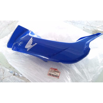 Carenagem Frontal Esq Pop 100 Azul 2007 Original Honda