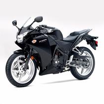 Slider Motos Cbr 250r Cbr 250 Cbr250r Honda Carbon Dianteiro