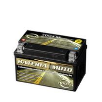 Bateria Selada Route Modelo Ytx7a-bs P/ Motos 12 Volts 6 Ah