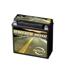 Bateria Route Selada Modelo Ytx6l-bs P/ Moto 12 Volts 5,5 Ah