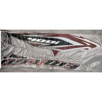 Jogo De Faixa Honda Nx4 Falcon 2013 Vermelho