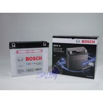 Bateria Bosch Para Moto Honda Nx 200 Ano 1993 Até 2001