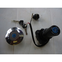 Chave Ignicao Contato Xtz 125 Kit Completo Ano 2006 Ate 2008