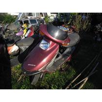 Chicote Eletrico P/ Moto Spacy 125 Honda Scooter.