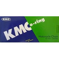 Corrente Kmc 520 X 116 Com Retentor Crf230/250r