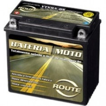 Bateria Route Ytx12la-bs Dafra Horizon / Virago 250