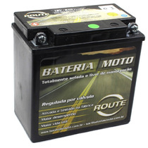 Bateria Moto Suzuki En 125 Yes 2000 Em Diante - 9 Ampéres