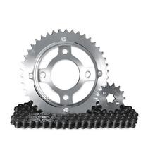 Relação Kit Transmissão P/ Moto Dafra Speed 150 - Importado