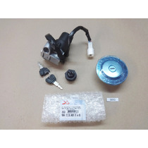 Kit Chave Igniçao/tampa Comb. Xtz250 Lander Duas Barras 3892