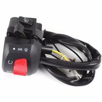 Chave Interruptor De Luz Direito Suzuki En Yes 125 2008-2012
