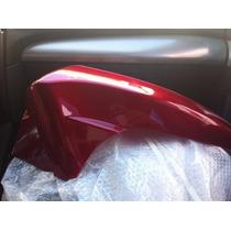Paralama Dianteiro Vermelho Jet 50 Cc Shineray