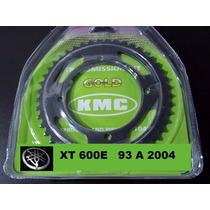 Kit Transmissão Relação Completa Xt 600 93 À 04 Kmc C/retent