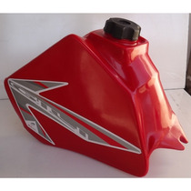 Tanque Combustível Vermelho Honda Xr200 Xlr125 Nx150 Nx200