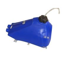 Tanque Combustível Honda Xl250 Xlx3250 Azul 10,5 Litros