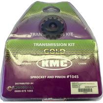 Kit Transmissão Com Retentor Honda Xre 300 Marca: Kmc Gold